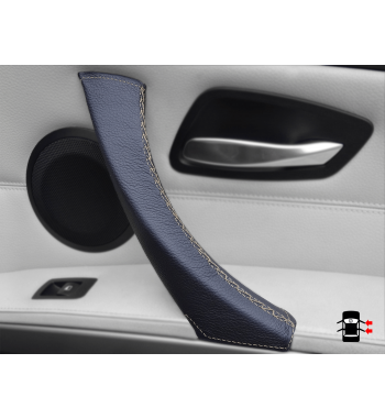 Right door handle cover gold bmw e90
