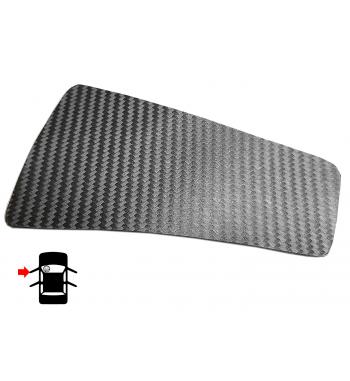 Carboneinsatz zur Aufbewahrung in der Mittelkonsole des BMW 3er E90 / E91 / E92 (LHD 51167118034)