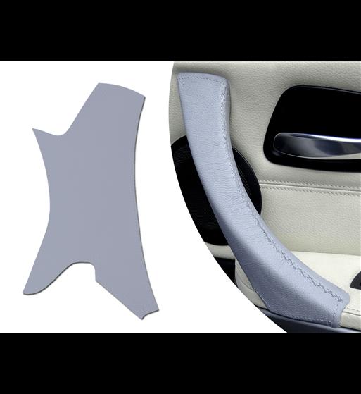 BMW 3er E9x (RECHTS) Beifahrer Türgriff Abdeckung hellgrau