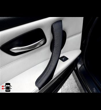 Cubiertas de manijas de puertas BMW Serie 3 E90 / E91 316d, 318d, 320d, 320i, 325d, 325i, 328i, 330d, 330i, 335d, 335i, 340d, 34