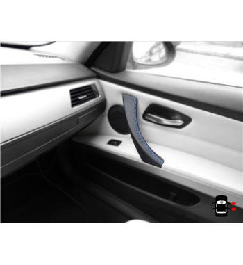 Blue Door Handle Cover right door BMW 3 Series E90/ E91