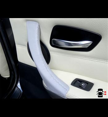 Door Handle Covers BMW 3 Series E90 Grey