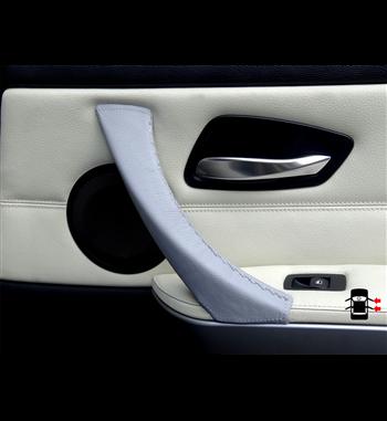 Door Handle Trim Grey for BMW 3 Series E91