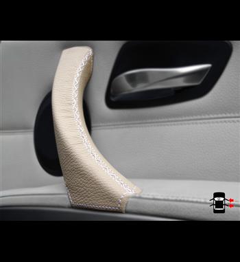 Pull Handle Cover set in Dakota Beige for BMW