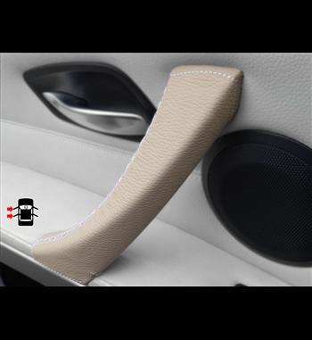 BMW 325i beige door handles for passenger door