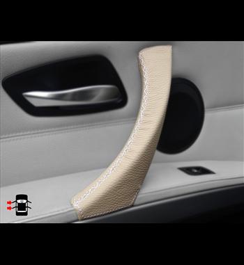 Beige color door handles for bmw 3 series