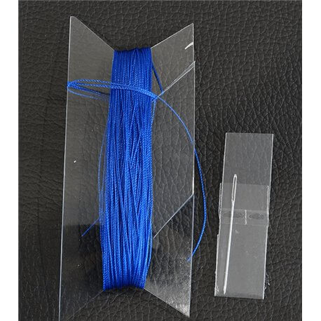 Royal Blue Lacing Cord for Leather Steering Wheel Cover 15m/16 yards