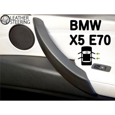Manilla de puerta exterior delantera o trasera derecha del lado del pasajero para X5 E53.