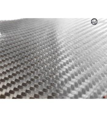 Sport in fibra di carbonio in pelle maniglia della porta di copertura per BMW 3 Serie E90 E91 E92 E93 e M3 porta SINISTRA