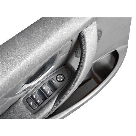 Pokrowiec skórzany do BMW 3 Serii F30 / F31 / F34 / F35 / F80 Uchwyt/ Klamka wewnętrzna (prawe drzwi)