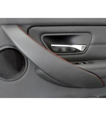 Lederbezug für BMW 3er F30 / F31 / F34 / F35 / F80 Innentürgriff (rechte Tür)