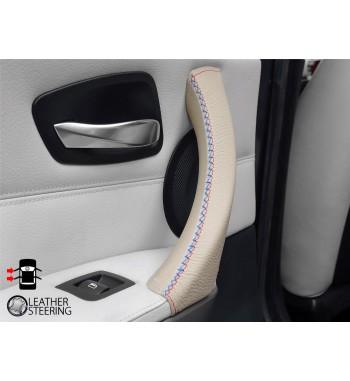 Couvercle de poignée de porte BMW Série 3 E90 E91 316, 323, 328, 330, 335 Dakota Beige
