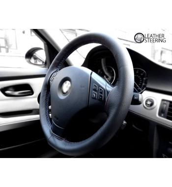 BMW E90 / E91 coprivolante volante in pelle M3 colore cucitura sportiva