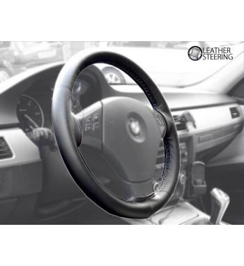 BMW E90 / E91 couverture de volant de voiture en cuir Couvercle de volant M3 couleur de couture de sport