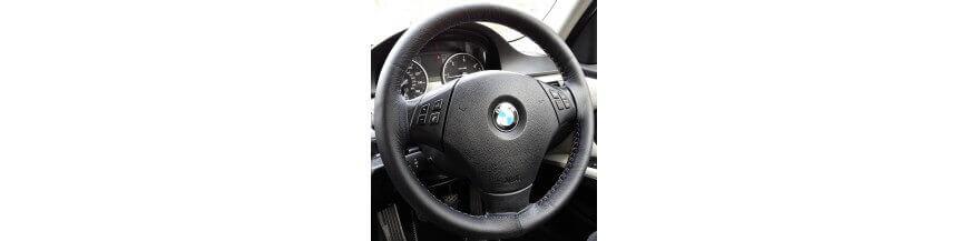 Leder Lenkrad Abdeckung BMW 3er E90 / E91 (2004-2013)