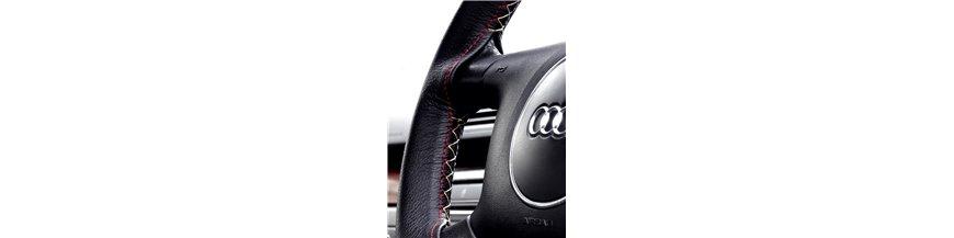 Audi coperture volante in pelle
