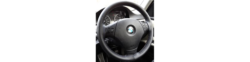BMW 3 Series E46 (1998-2005) Leather steering wheel covers