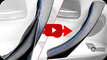 BMW Klebe-Türgriff innen fixieren
