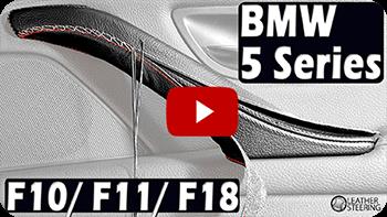 BMW 5er-Reihe F10 / F11 Beifahrer Türgriffabdeckung installieren