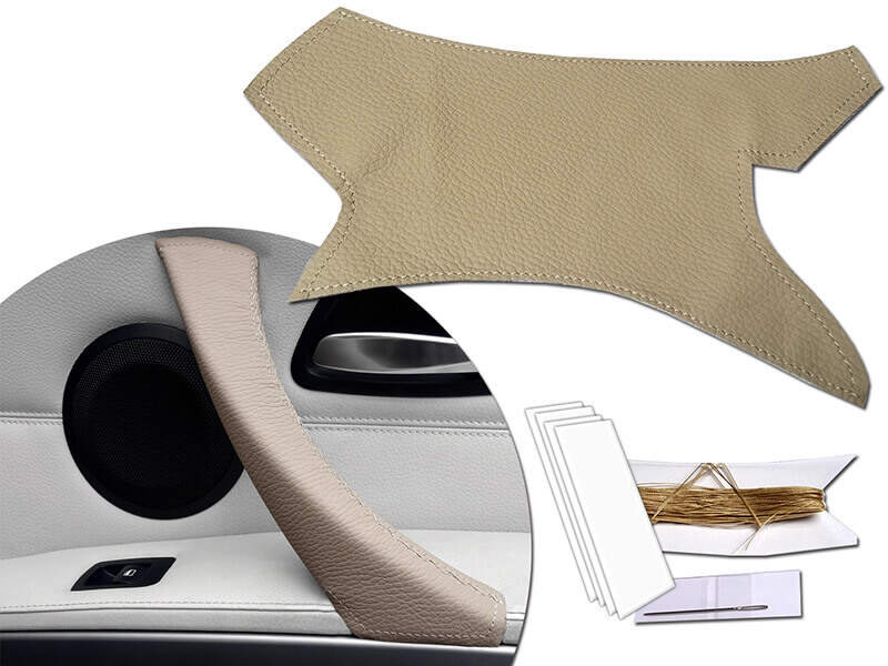 Beige cover for bmw 3 series